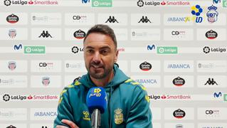 PREVIA | Momo habla momentos antes de empezar el Lugo vs Las Palmas