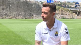 """Rubén Castro: """"Estamos capacitados para ganar en Tenerife"""""""
