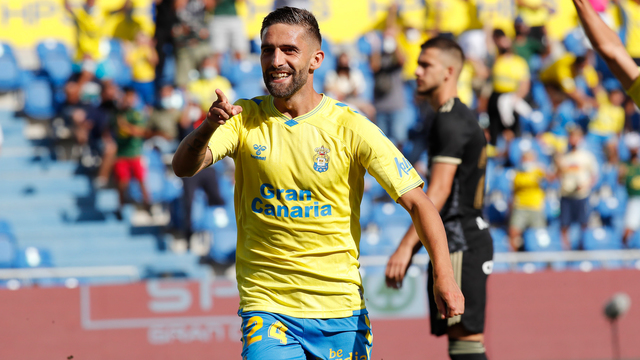 Gol de Pejiño UD 1-0 vs Ponferradina