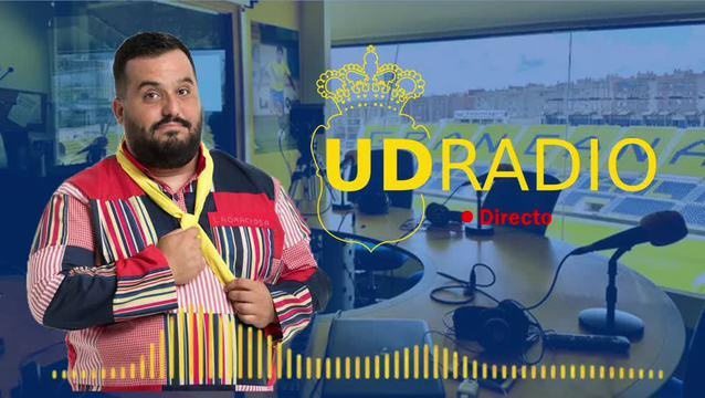 Kike Pérez en UDRadio