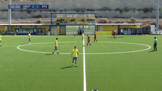 PARTIDO COMPLETO   Las Palmas C - Santa Úrsula (2-1)