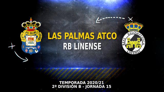 PARTIDO COMPLETO | Las Palmas Atlético - Linense (1-1)