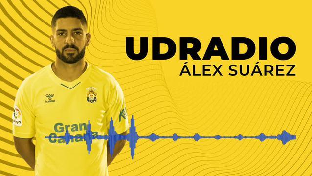 Álex Suárez en UDRadio